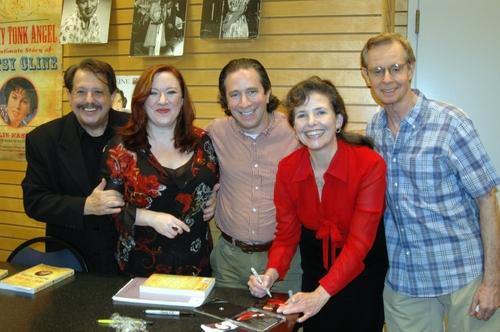 Ellis Nassour, Lisa Asher, Michael Lavine, Kayce Glasse, Randy Skinner Photo