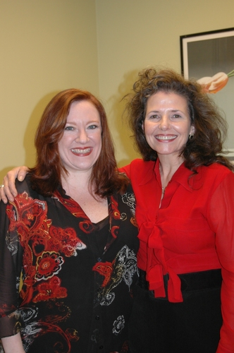 Lisa Asher and Kayce Glasse