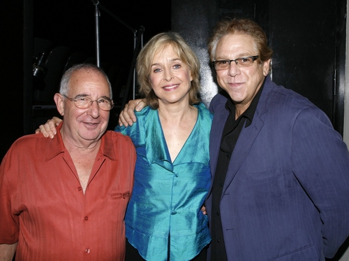 Michael Tucker, Jill Eikenberry and Stuart Ross at 'Enter Laughing': Curtain Call and After Party