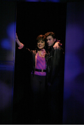 Photo Coverage: Ace Young Makes Broadway Debut in GREASE