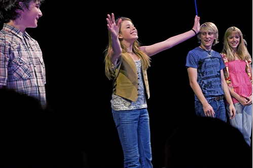 Photo Coverage: 13's 'Teens Only' Dress Rehearsal