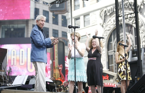 Photo Coverage:  Broadway on Broadway Perfomance Part Two