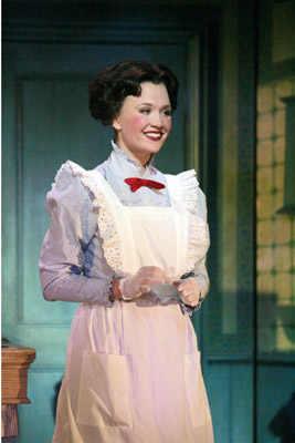 Strallen and Fiorentino Join MARY POPPINS as 'Mary' and 'Bert' Tonight 10/9