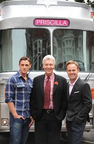 Photos: Donovan, Sheldon & Thornton Launch Priscilla Queen of the Desert The Musical in London