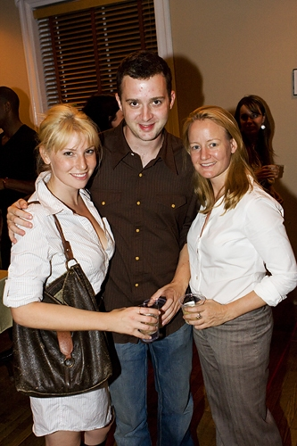 Photo Coverage: Michael Weller's 'Beast' Opening Night Party