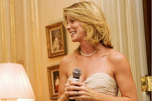 Photo Coverage: O'Hara Sings at The Broadway Walk of Stars Foundation Gala