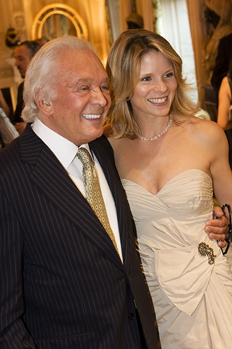 Marty Richards and Kelli O'Hara