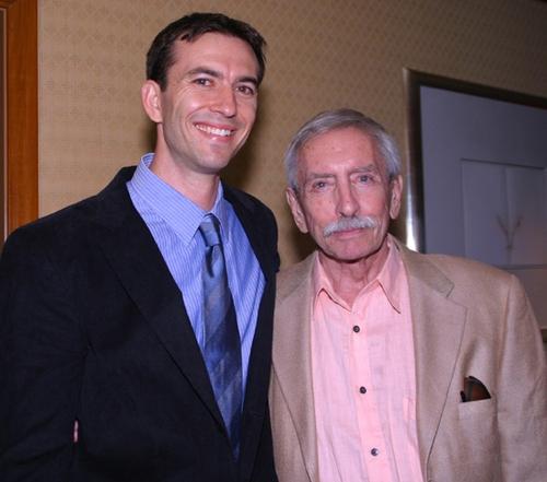 Neil Wechsler and Edward Albee