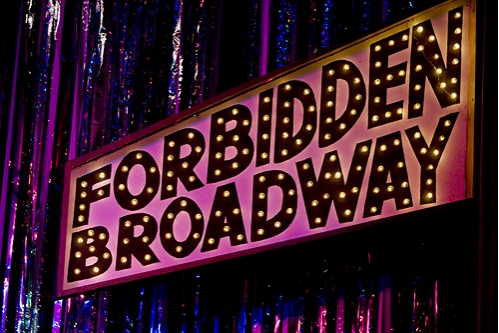 FORBIDDEN BROADWAY GOES TO REHAB Extends 'Stay' Until 3/1