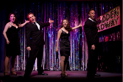 Photo Coverage: 'Forbidden Broadway Goes to Rehab' Has A Joyous Opening Night!