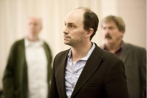 Photo Flash: 'Waste' in Rehearsals at the Almeida Theatre