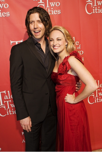 Photo Coverage: 'A Tale Of Two Cities' Brings the Revolution to Opening Night!