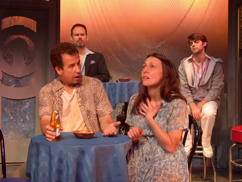 Photo Flash: Tennessee Williams' 'Small Craft Warnings'