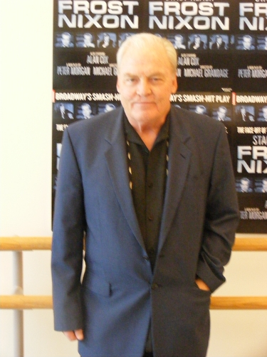 Photo Coverage: Frost/Nixon National Tour Meet & Greet