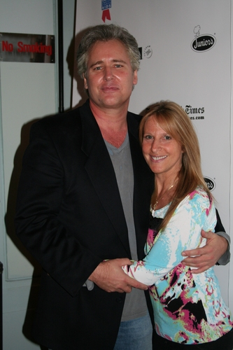 Michael E. Knight and Marcia Tovsky