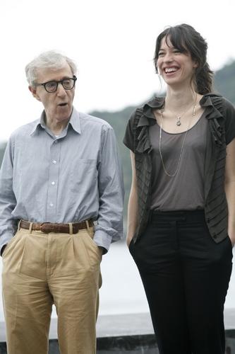 Woody Allen, Rebecca Hall