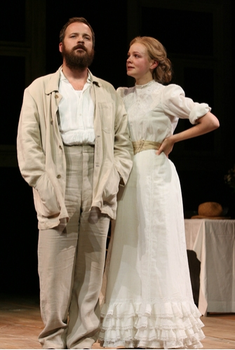 Photo Flash: THE SEAGULL on Broadway