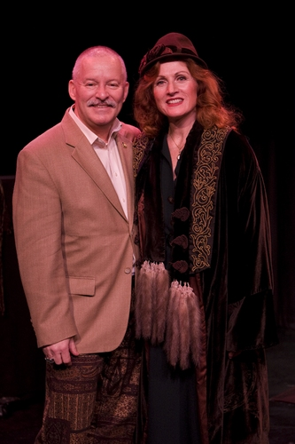 Linn Maxwell and Erv Raible