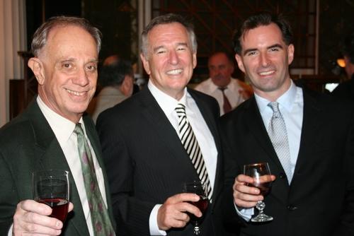 Tom Ryan, Dan Gordon, John Stanisci