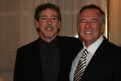 Michael Parva and Dan Gordon