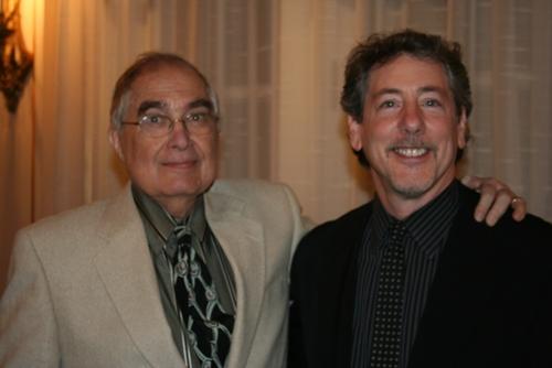 Stan Raiff and Michael Parva