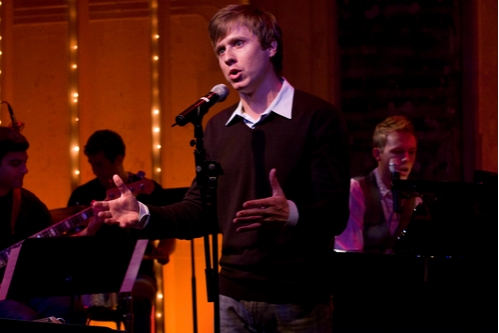 Photo Coverage: Pasek and Paul NYMF Concert at the Zipper Theatre