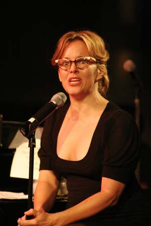 Photo Flash: Lance Horne Makes Upright Cabaret Debut with Ripley, Cumming, Thoms and More