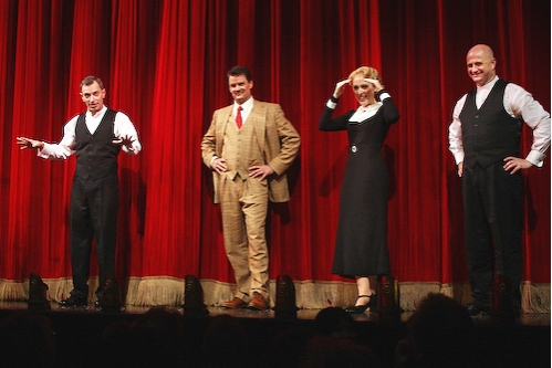 Photos: Hitchcock Look-A-Like Contest at 'The 39 Steps'