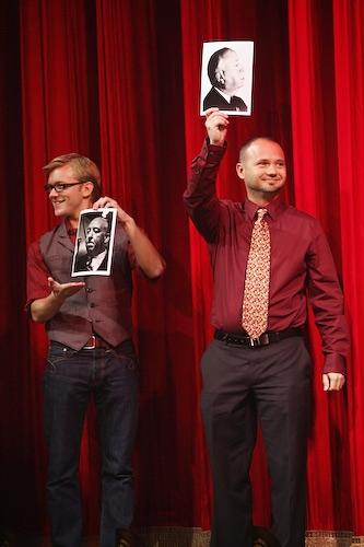 Eddie Rabon and Matt Sicoli