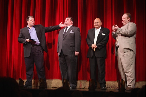 Photo Coverage: Hitchcock Look-A-Like Contest at 'The 39 Steps'