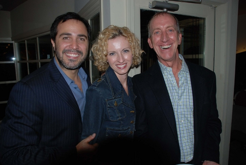 Andrew Varela, Susan Spencer and Roger Preston Smith