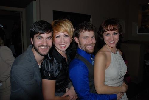 Photo Flash: 'Oklahoma' Opening Night at Paper Mill Playhouse