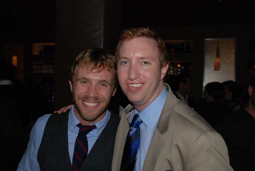 Brian Sears and Adam Careo