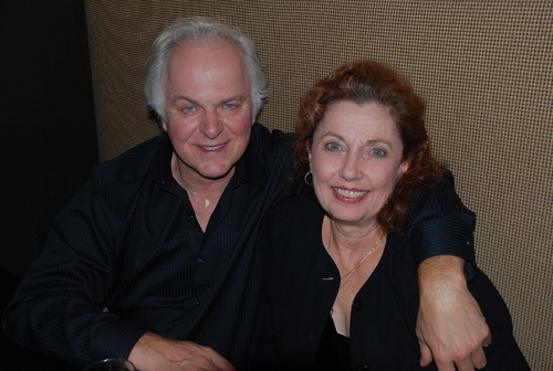 P.J. Benjanin and Louisa Flaningam