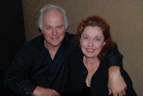 P.J. Benjanin and Louisa Flaningam