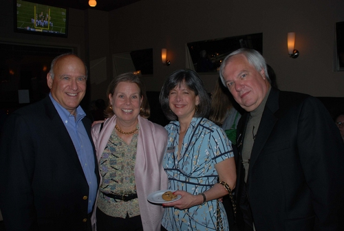 Howard Hirsch, Pam Hirsch, Lee Kappelman and John Ryboch