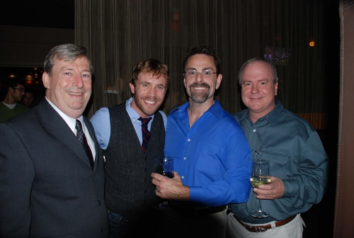 Mark W. Jones, Brian Sears, Keith Spencer and Harry Bradley