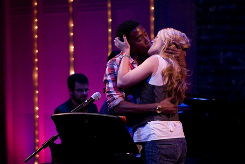 Andrew Arrington and Morgan James