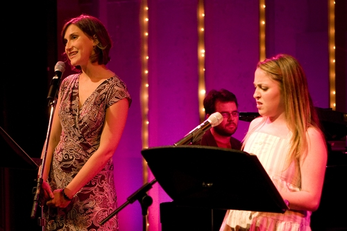 Photo Coverage: Kerrigan & Lowdermilk's 'Party Worth Crashing' Concert at the Zipper Factory
