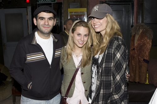 Joe Iconis, Sam Tedaldi and Kirsten Guenther