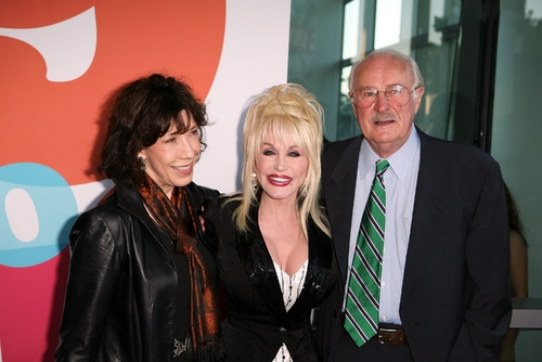 Dolly Parton, Lily Tomlin and Dabney Coleman