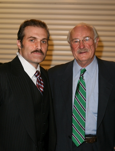 Mark Kudisch and Dabney Coleman