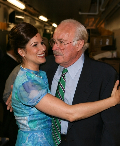 Stephanie J. Block and Dabney Coleman