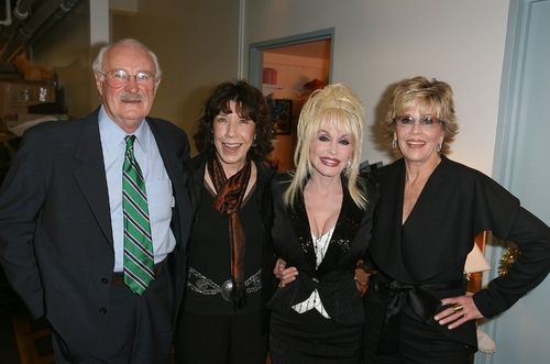 Dabney Coleman, Lily Tomlin, Dolly Parton and Jane Fonda
