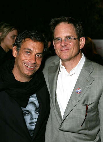 Joe Mantello and David Marshall Grant