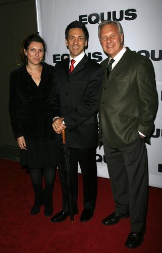 Annie Dorsen, Michael Berresse and Walter Bobbie