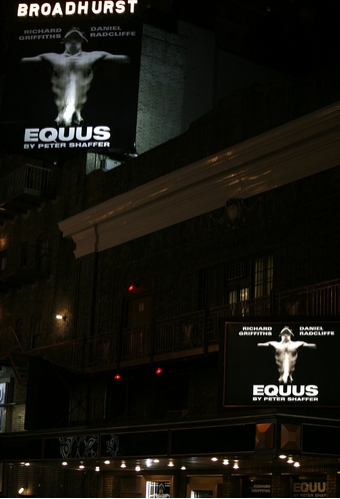 Photo Coverage: EQUUS Opening Night Curtain Call and After Party