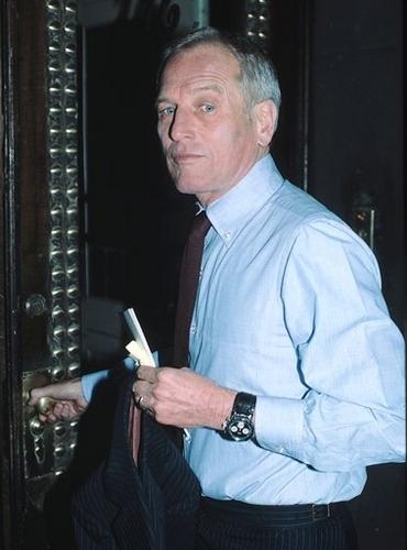 Paul Newman at Photo Tribute: Paul Newman Remembered