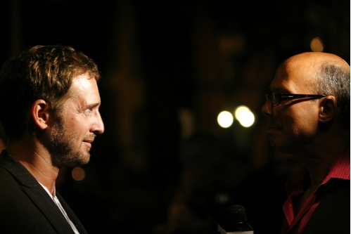 Josh Lucas and Richie Ridge