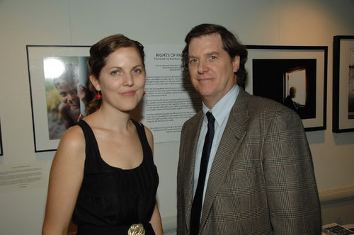 Photo Flash: 'Rights of Passage' Exhibition Opening at National Arts Club